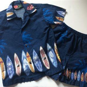 Other - Boys Hawaiian Shirt and Shorts